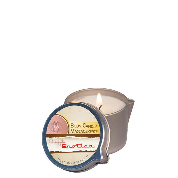 EROTICA Body Candle • Massagekerze • 50 ml